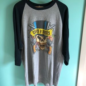 VTG 90s Guns N' Roses Authentic Concert Tour Tee